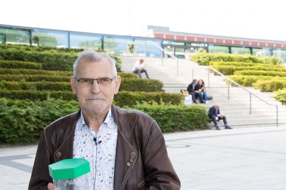 Teaser Diabetes kostet Lebenszeit: Alois Michel