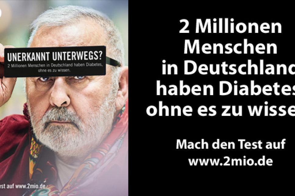 Unerkannt unterwegs - Kampagne mit Udo Walz
