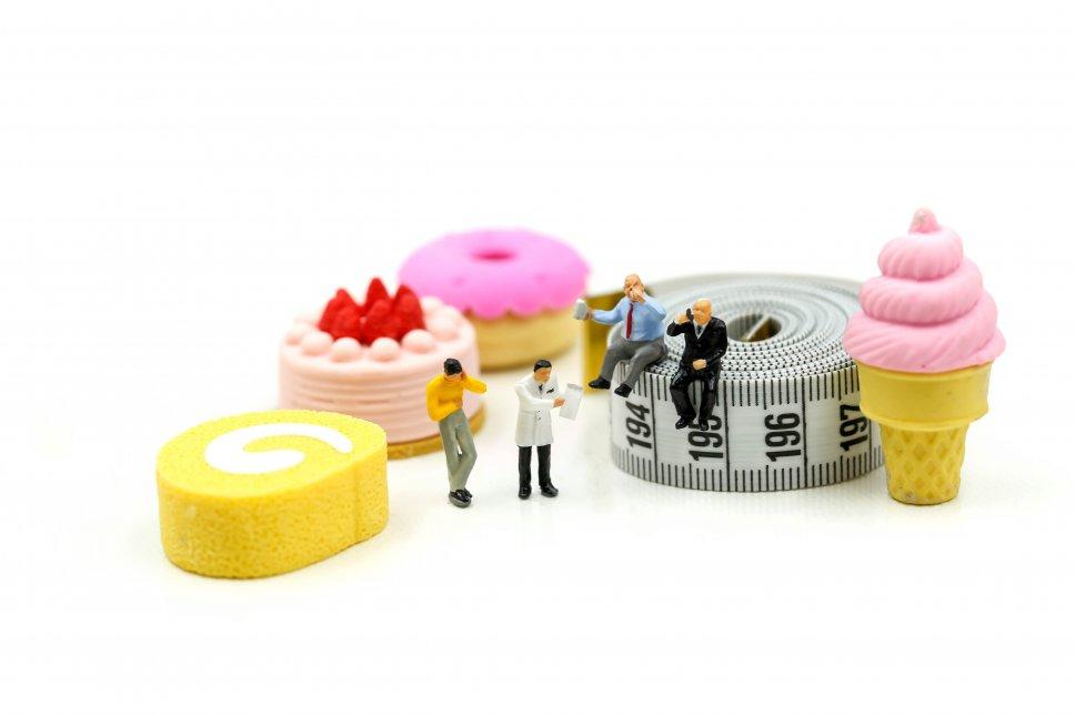 Miniaturbild: Zucker, Ernährung, Süßigkeiten