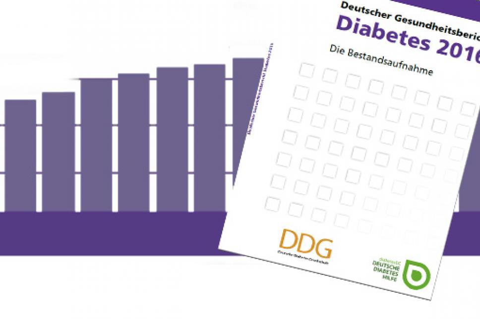 Logo Gesundheitsbericht 2016