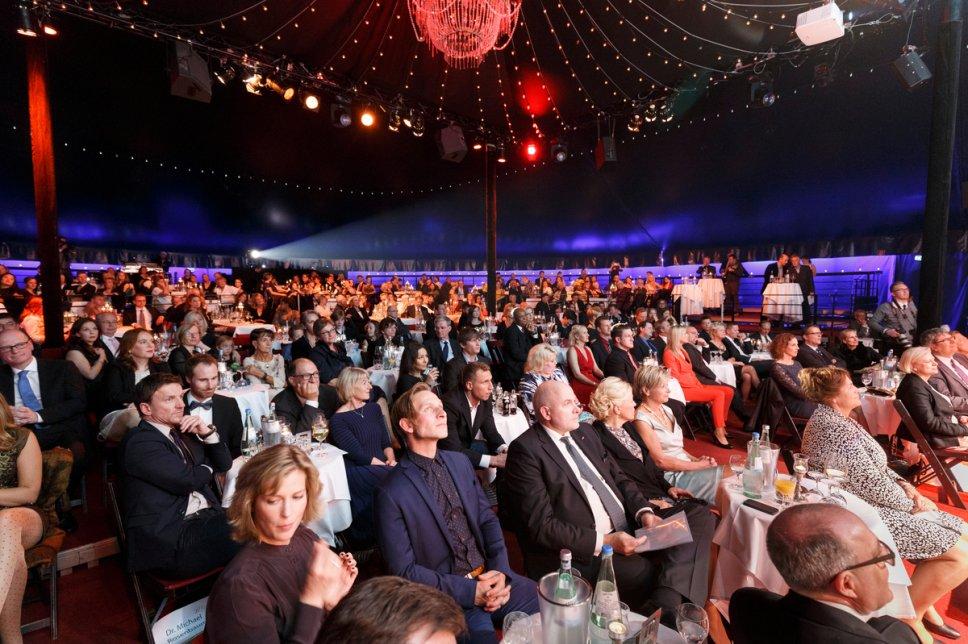 Diabetes Charity Gala 2015 Publikum
