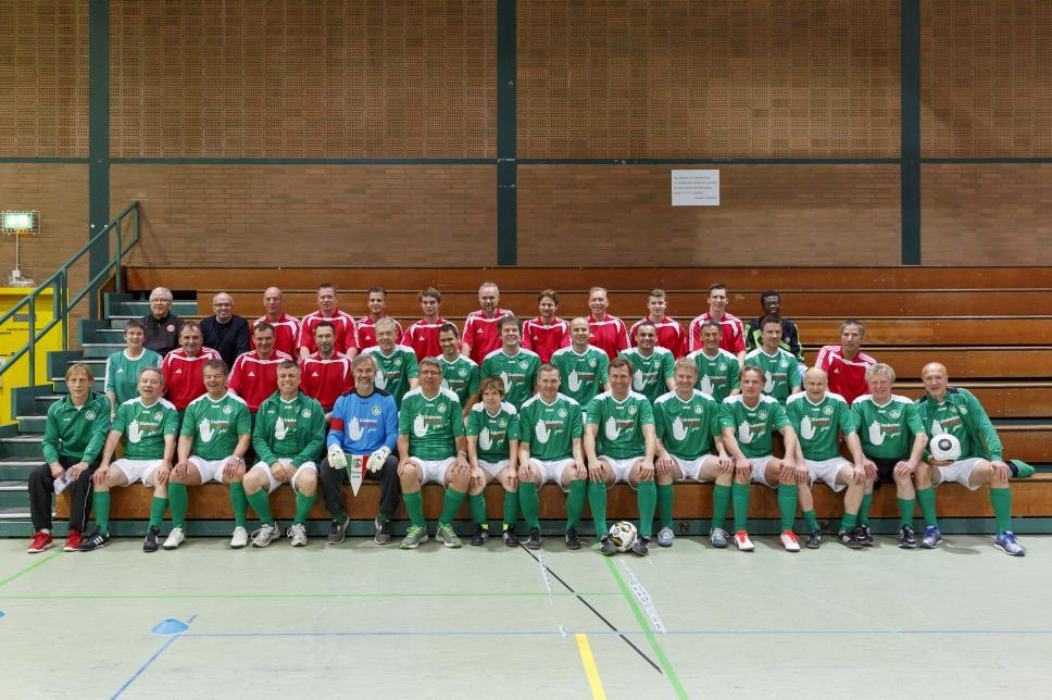 Das Spiel FC Landtag vs. FC Diabetologie