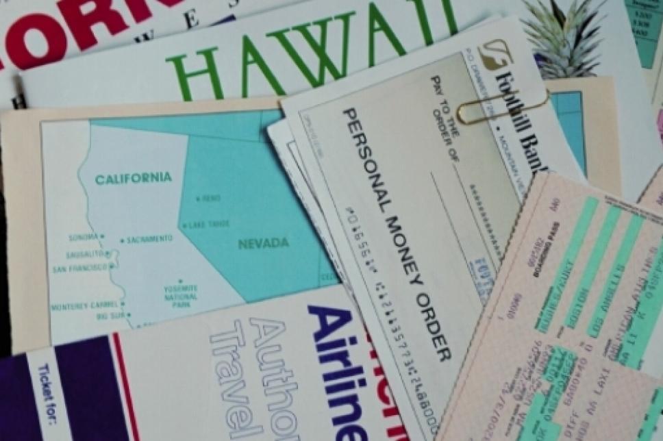 Flugtickets und Auslandsinformationen