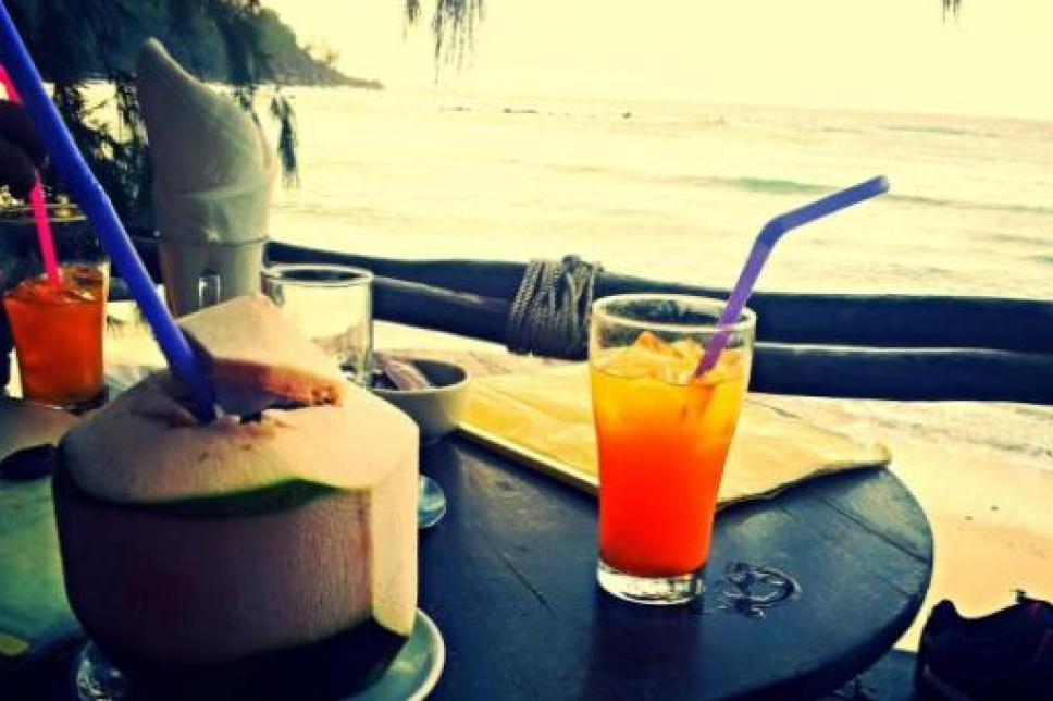 Urlaub am Strand - Reisen