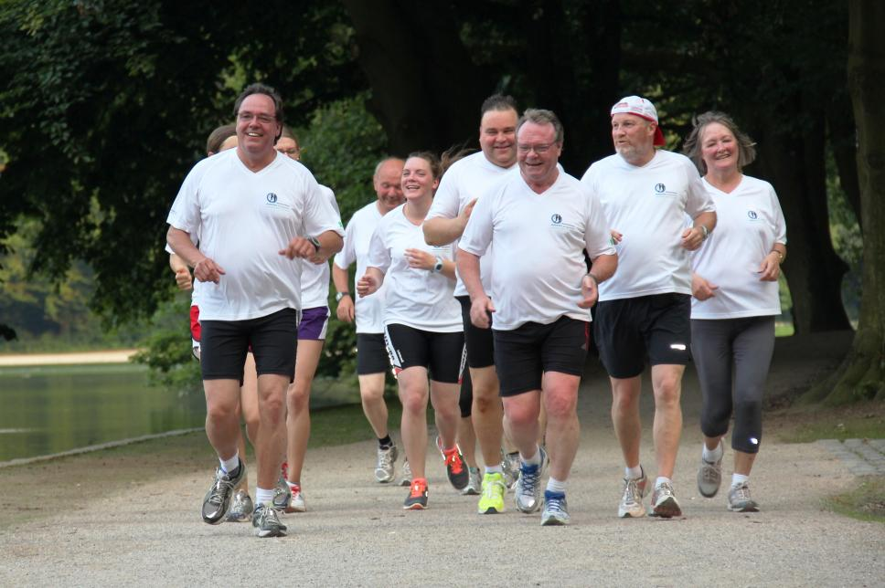 DPD Laufgruppe