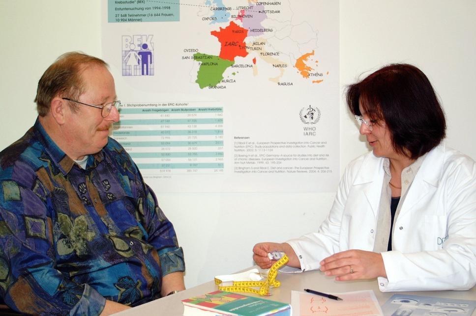 Diabetes-Check - Arzt & Patient