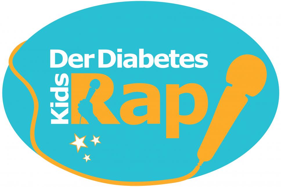 Logo Diabetes-Kids Rap 2017