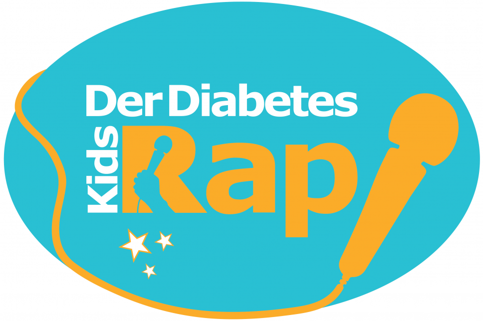 Logo Diabetes-Kids Rap 2017