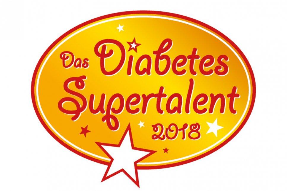Logo Diabetes-Kids Supertalent