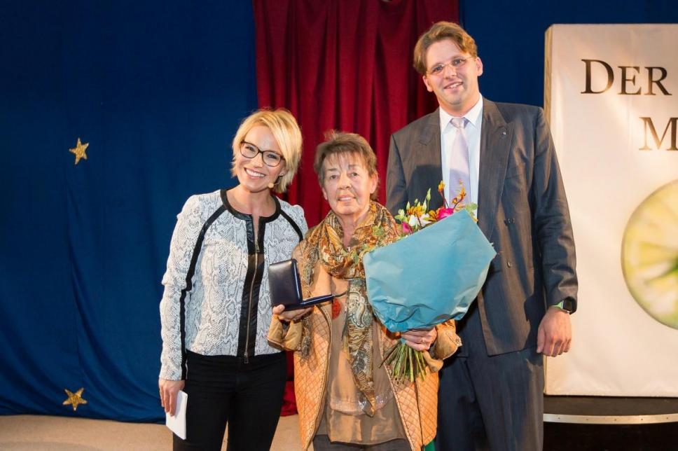 Gewinnerin der Mehnert-Medaille 2015: Inga Lemke