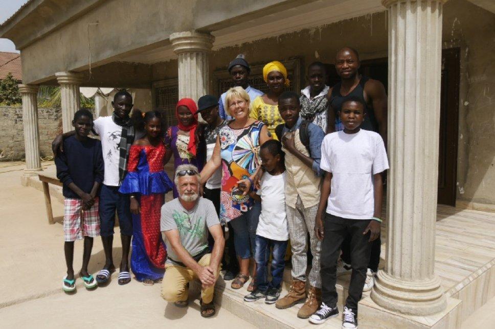 Diabetes-Projekt The Gambia