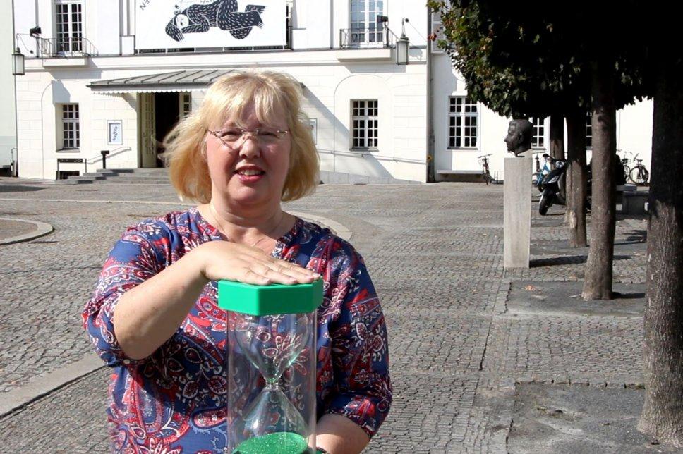 Teaserbild Brigitte Papayannakis, Diabetes kostet Lebenszeit