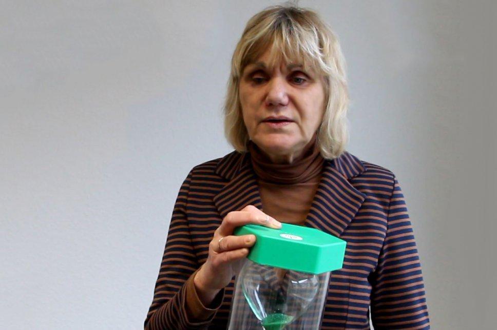 Teaserbild Diana Droßel, Diabetes kostet Lebenszeit