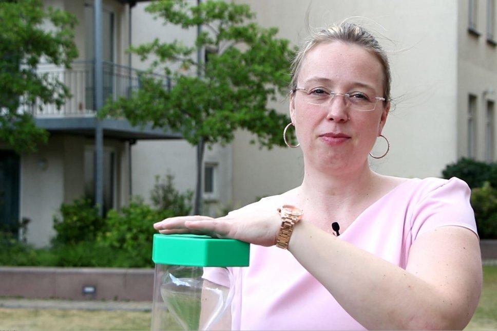 Teaserbild Juliane Gericke, Diabetes kostet Lebenszeit