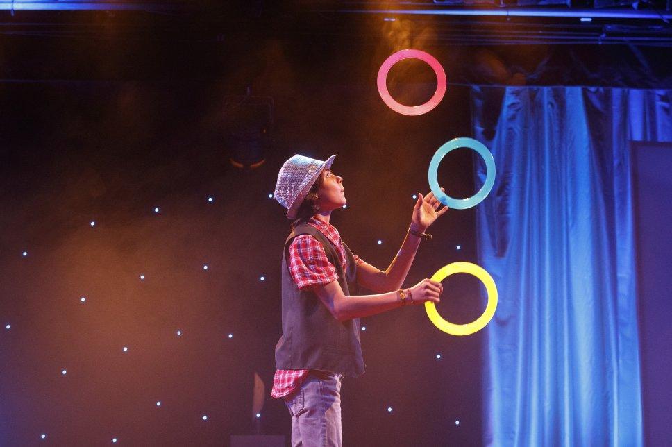 Gala 2018: Supertalent Marvin Fischer