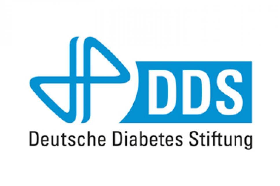 Logo Deutsche Diabetesstiftung