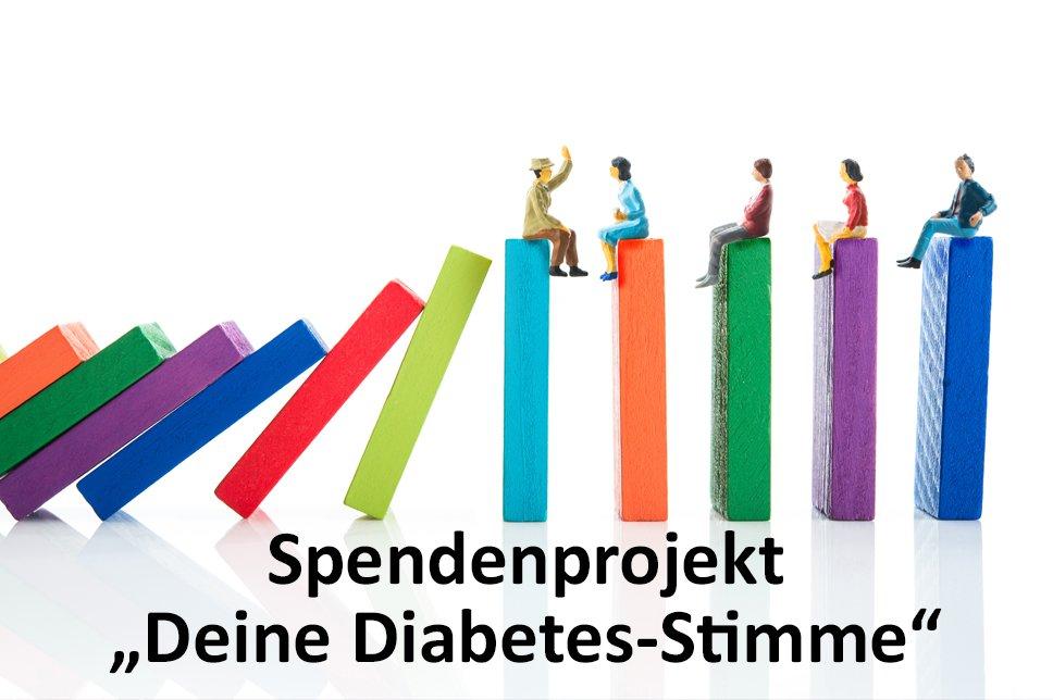 Spendenprojekt Diabetes-Stimme Miniaturbild