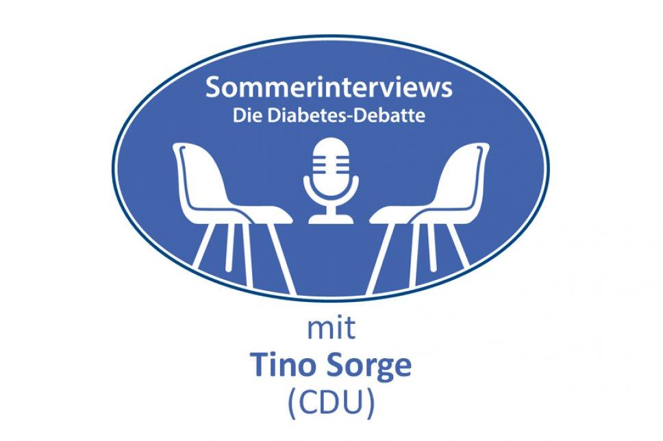 Teaser Sommerinterview Tino Sorge Folge 2