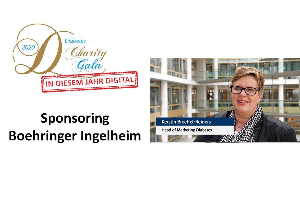 Sponsoring Boehringer Ingelheim Gala 2020