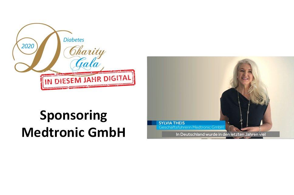 Sponsoring Medtronic Gala 2020