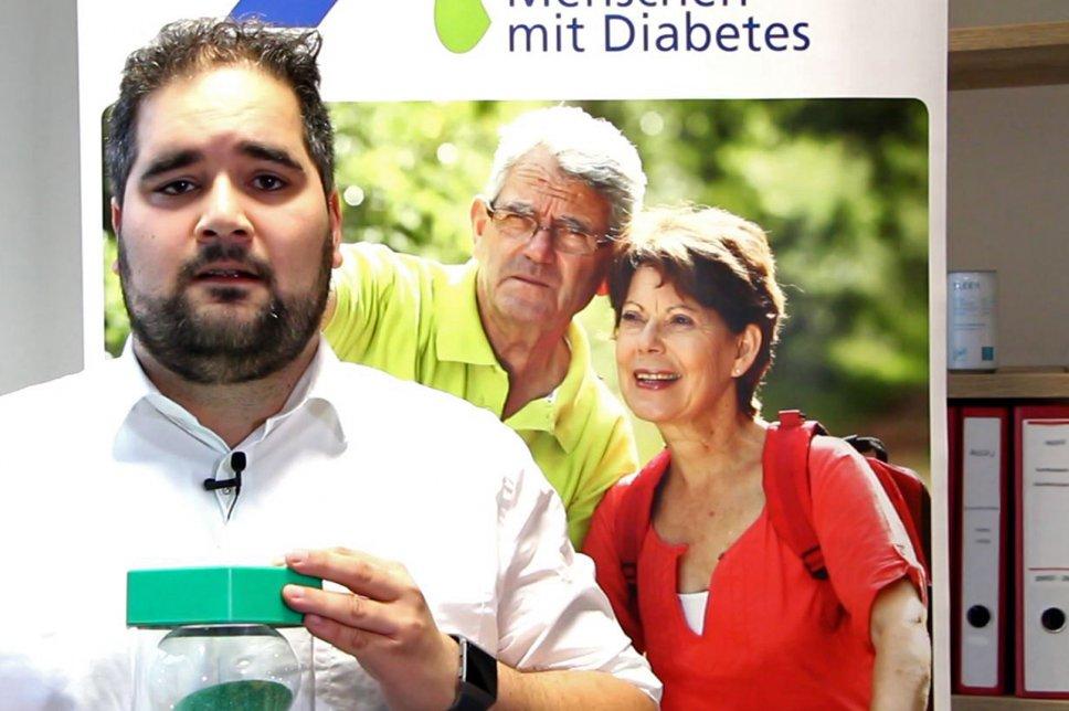 Teaserbild Ümit Sahin, Diabetes kostet Lebenszeit