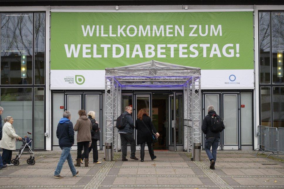 Weltdiabetestag 2017