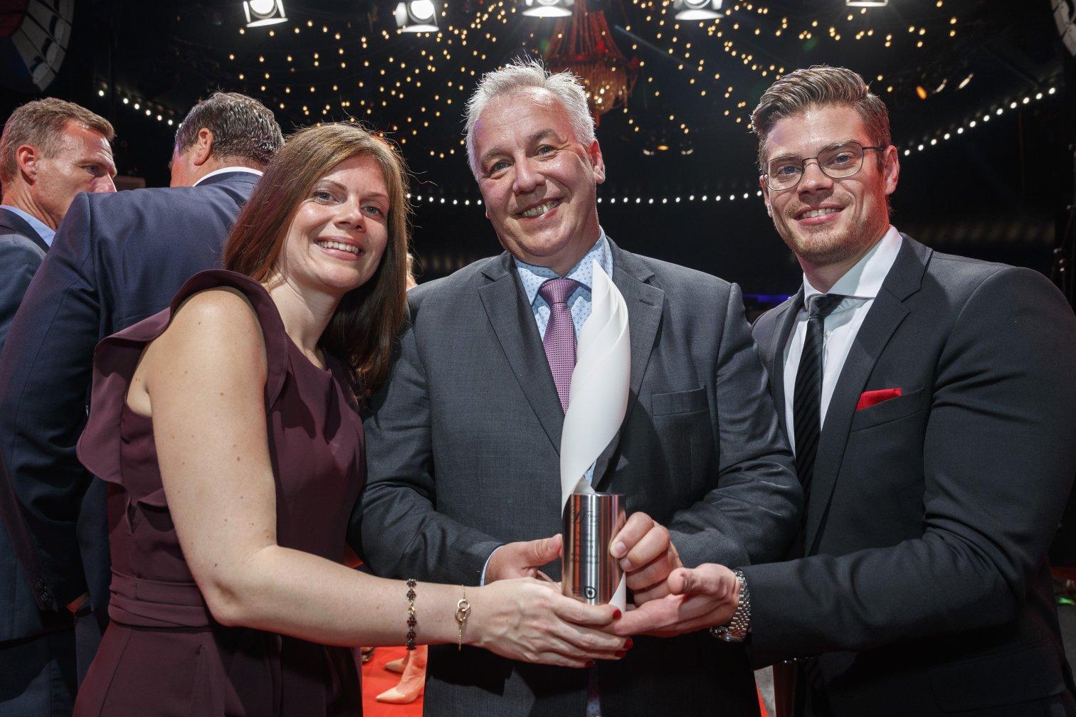 Gala 2018: Fuchsberger-Preis