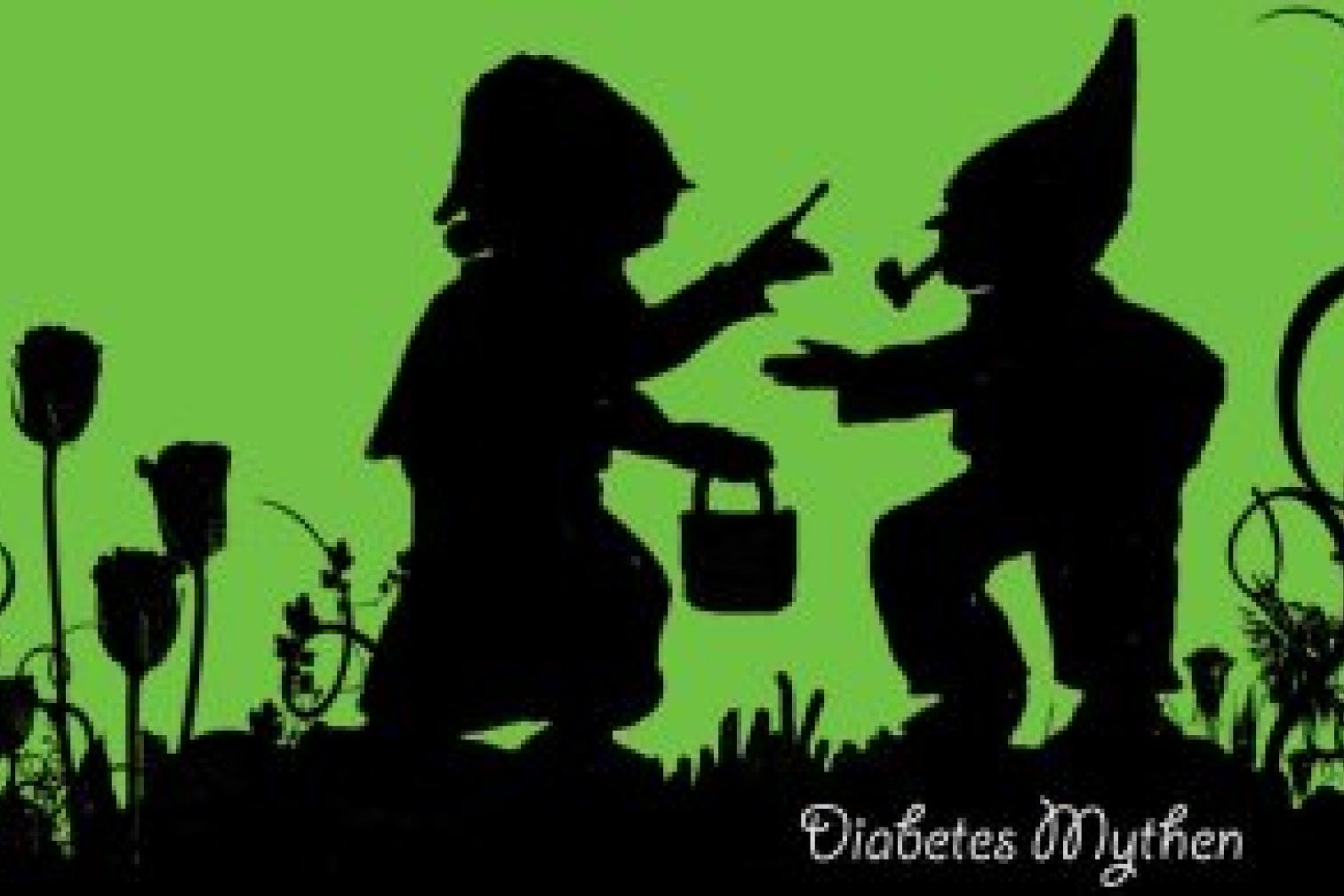 Diabetes Mythen