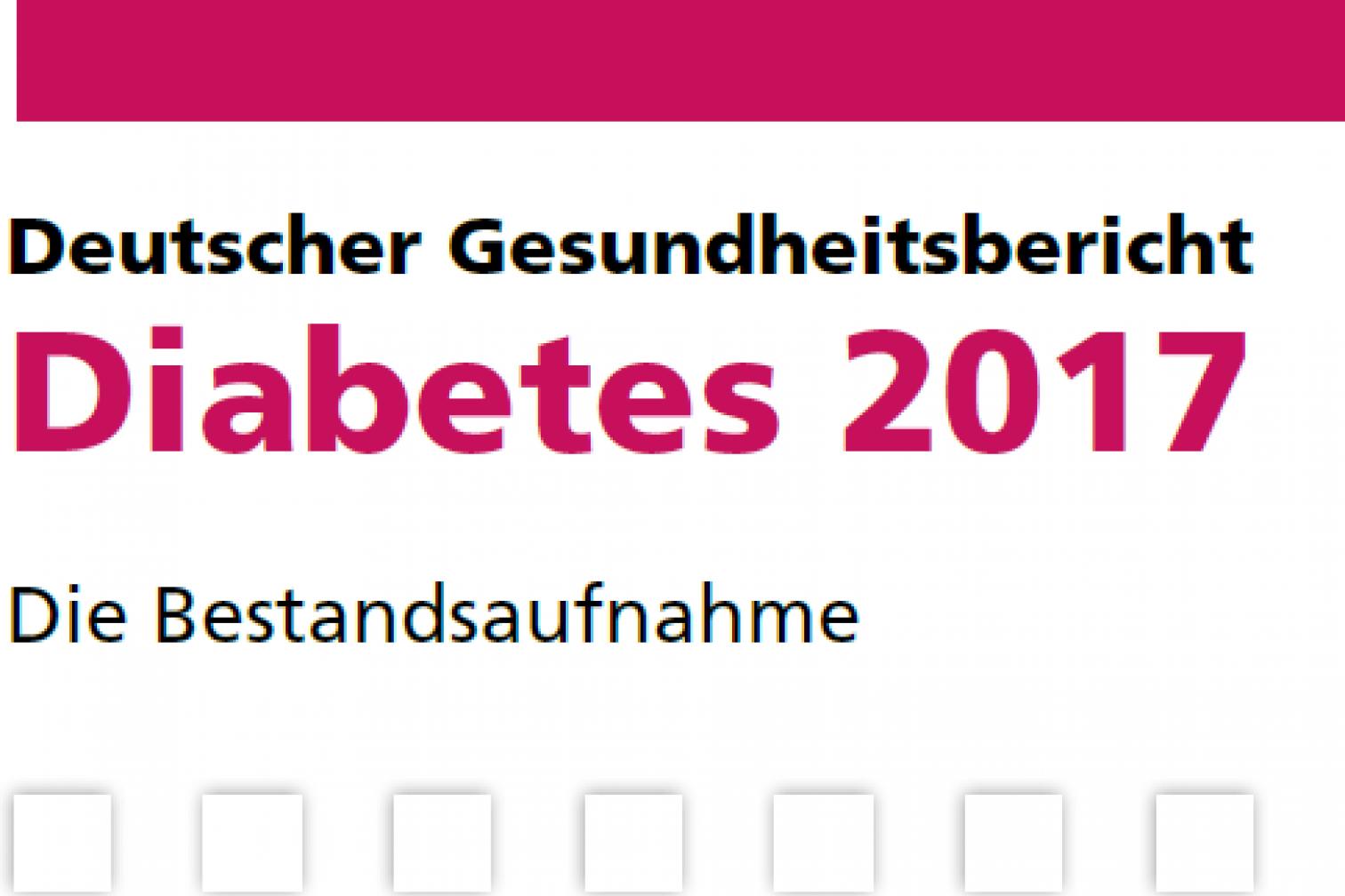 Gesundheitsbericht 2017