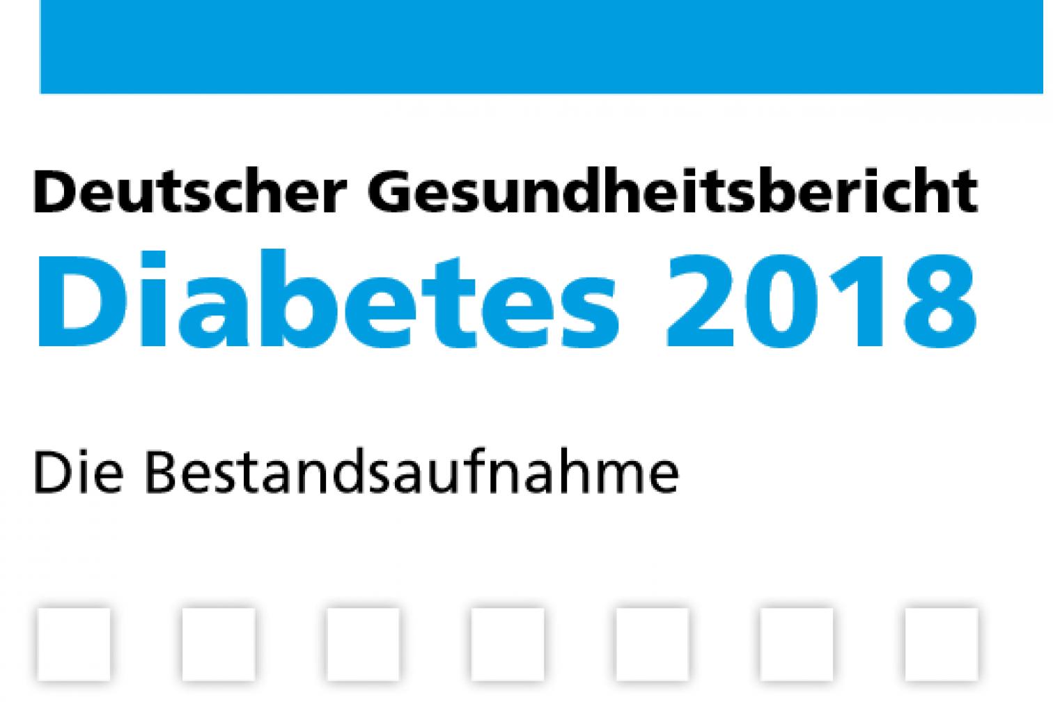 Gesundheitsbericht 2018