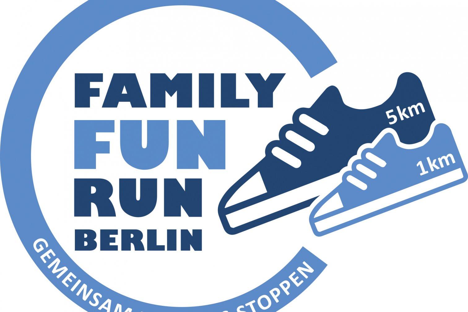 Family fun run Berlin