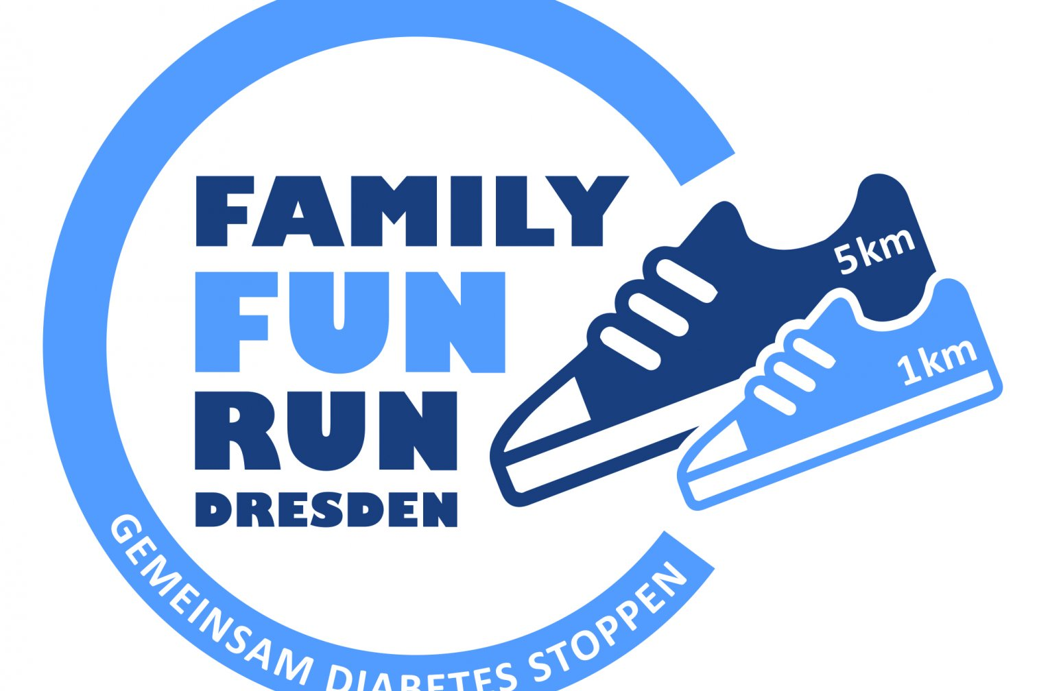 Logo Family Fun Run 2018