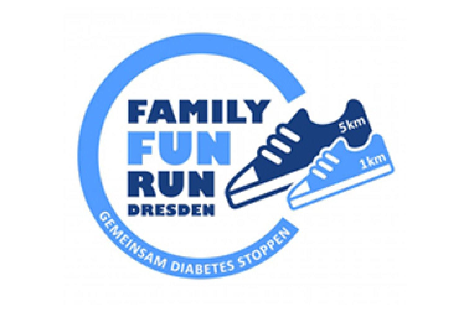 Logo Family Fun Run Teaser