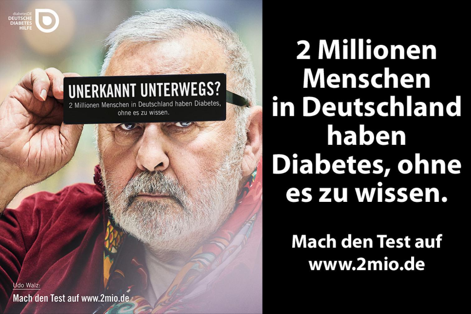 Unterkannt Unterwegs Udo Walz