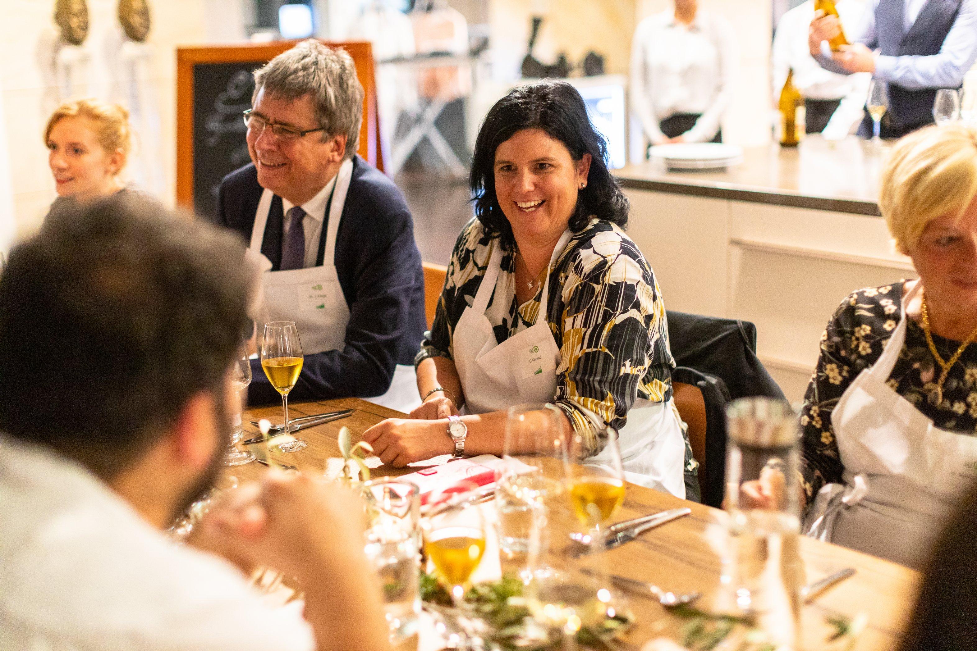 Parlamentarisches Kochen am 26.09.2019
