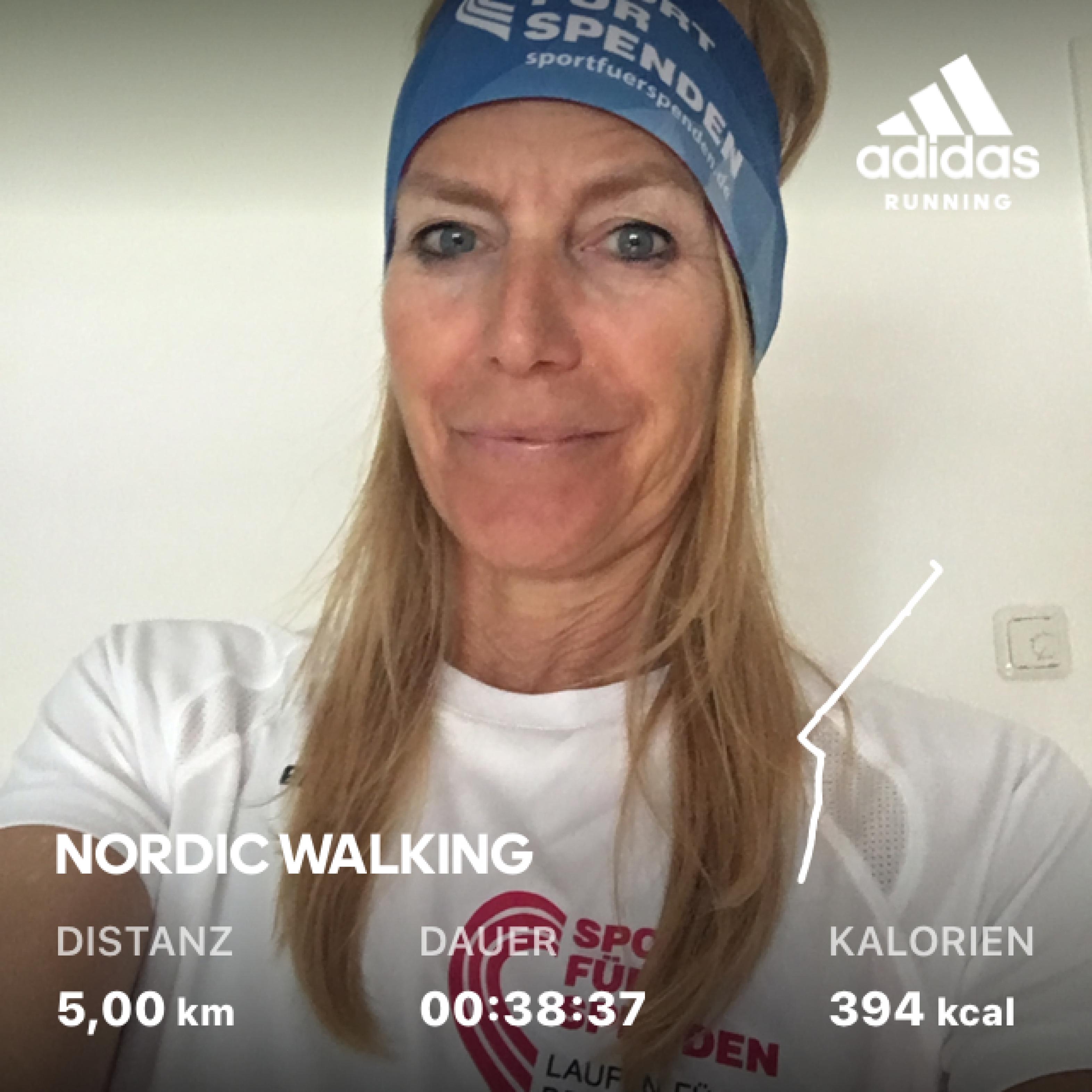 Martina Bäumle beim Diabetes-Lauf