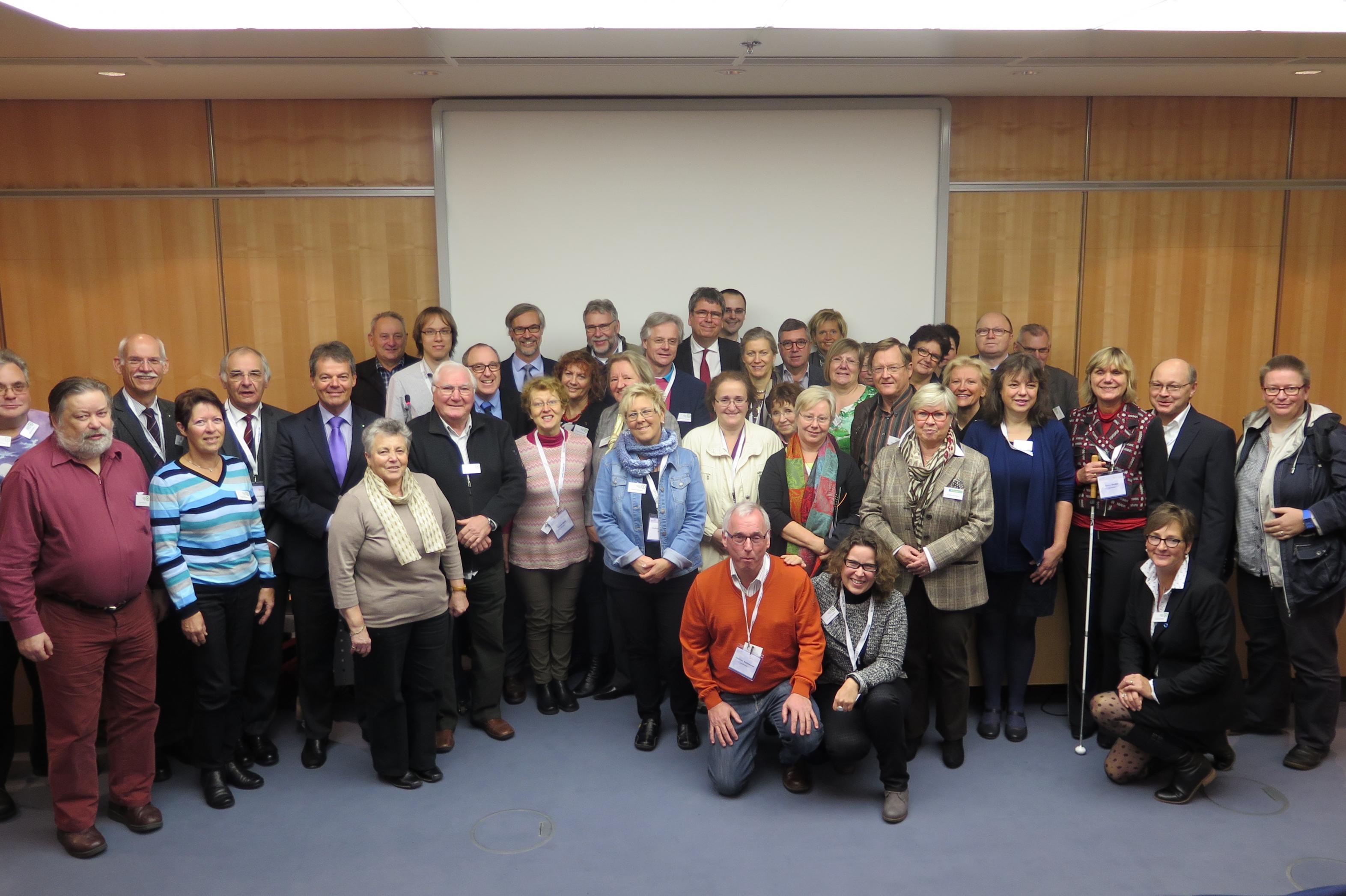 Bild Delegiertenversammlung 2014