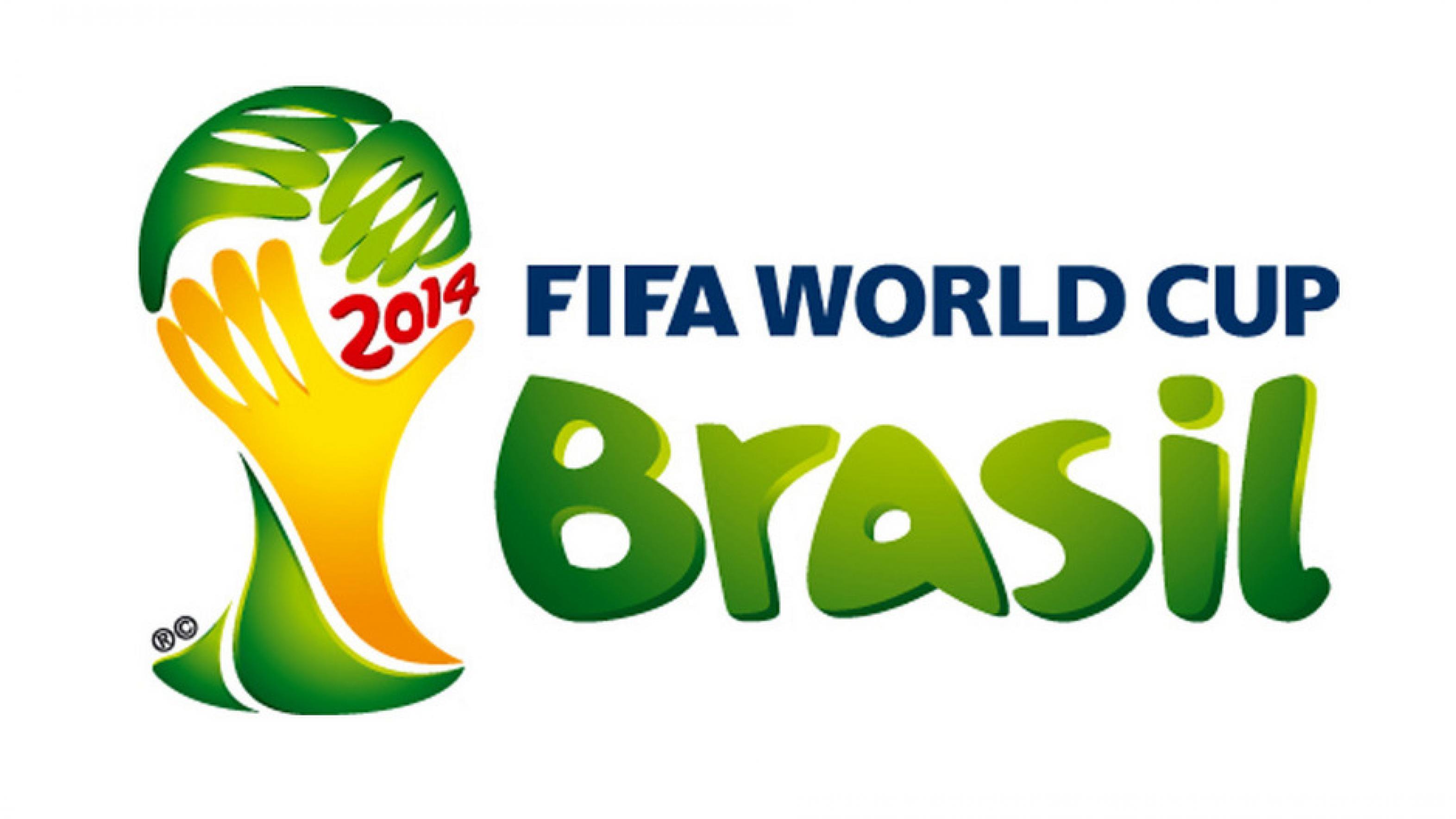 FIFA WM Brasilien Logo