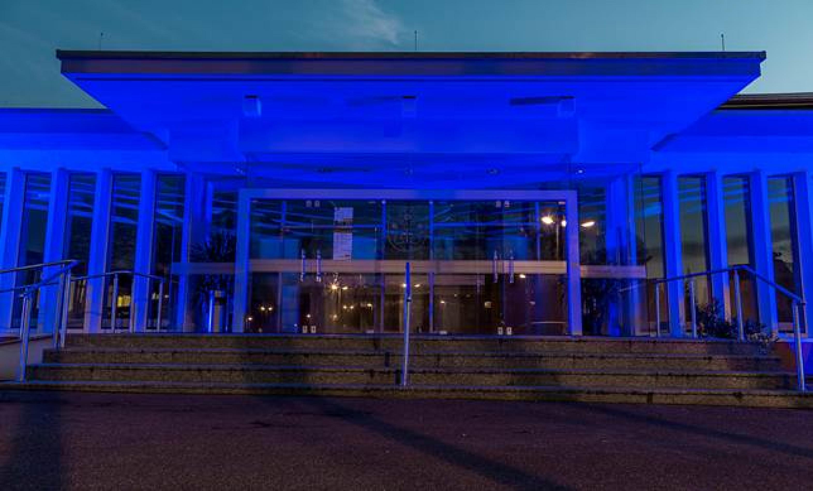 Weltdiabetestag 2014 Stadthalle Tauberbischhoffsheim