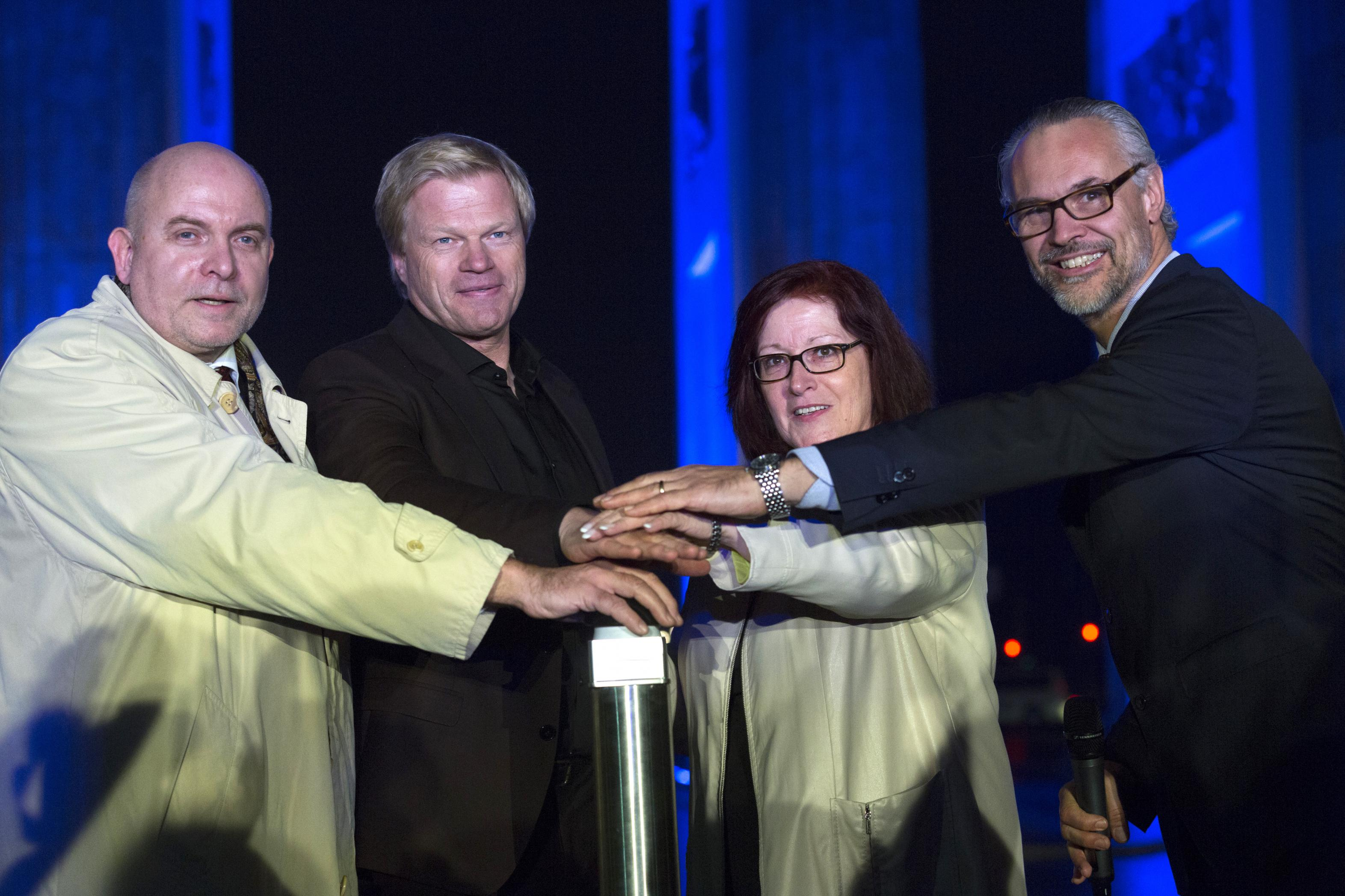 Weltdiabetestag 2014 - u.a. mit Oliver Kahn & Prof. Dr. Thomas Danne