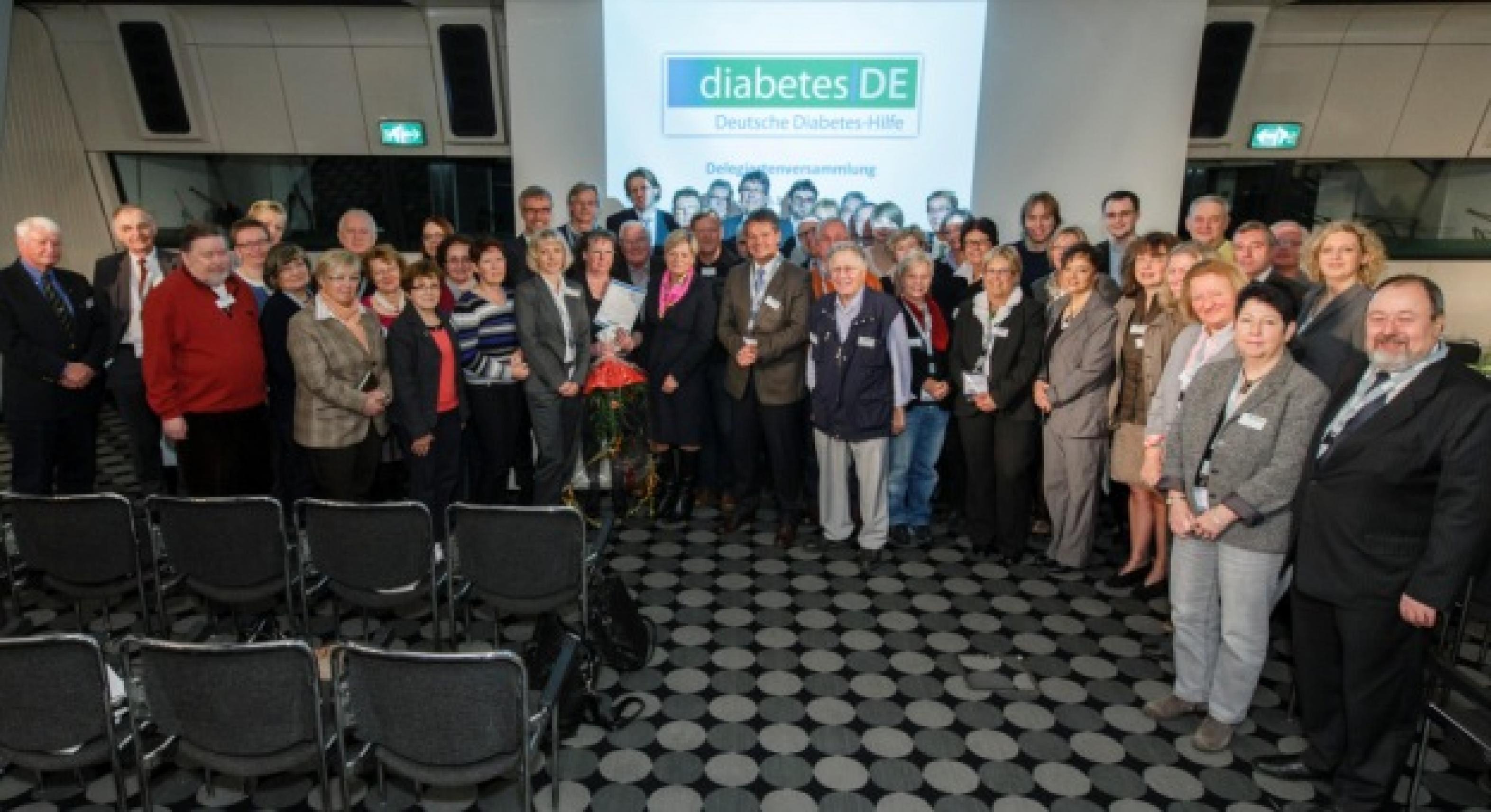 Bild Delegiertenversammlung 2012