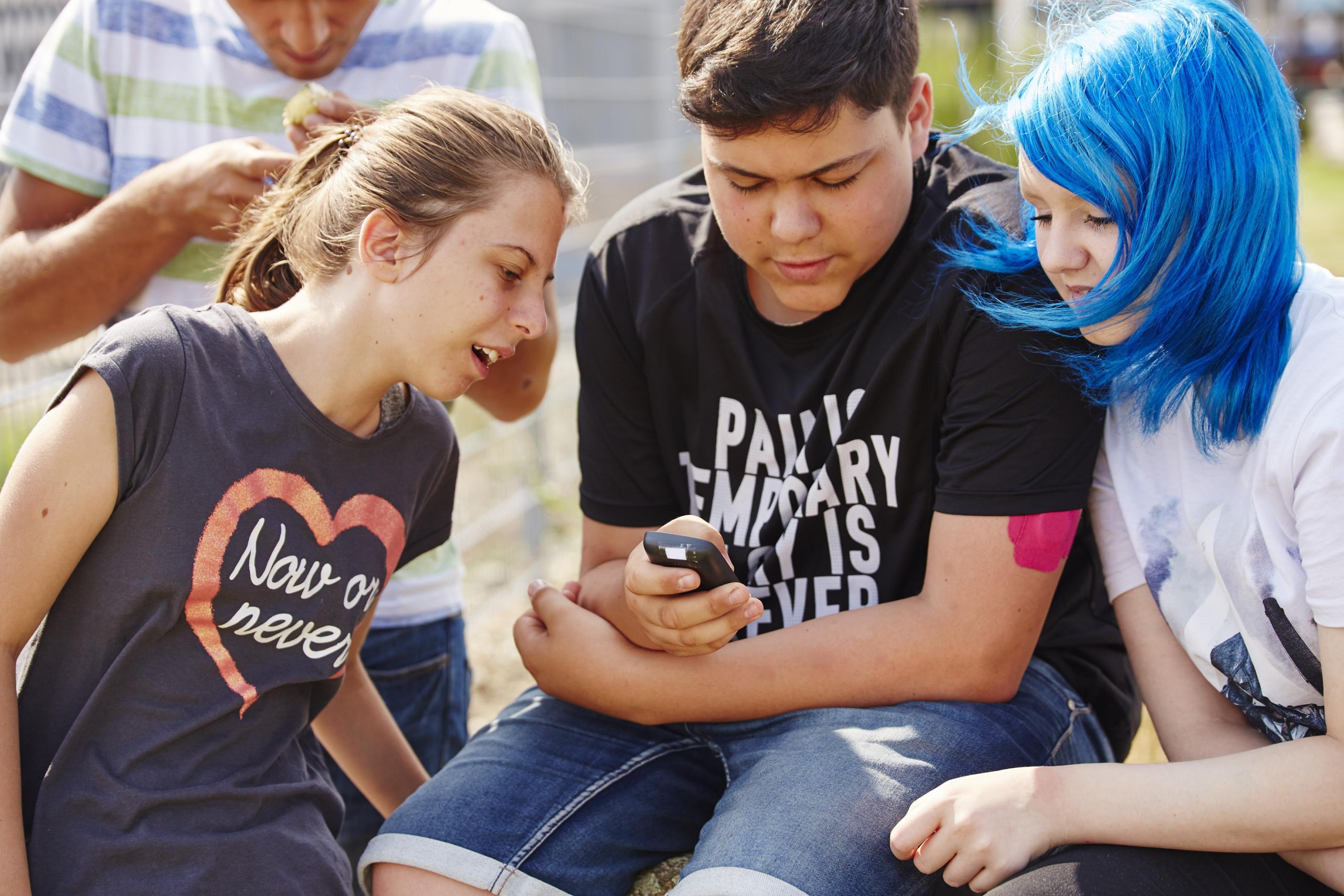 Teen-Treff 2016 Gemeinschaft