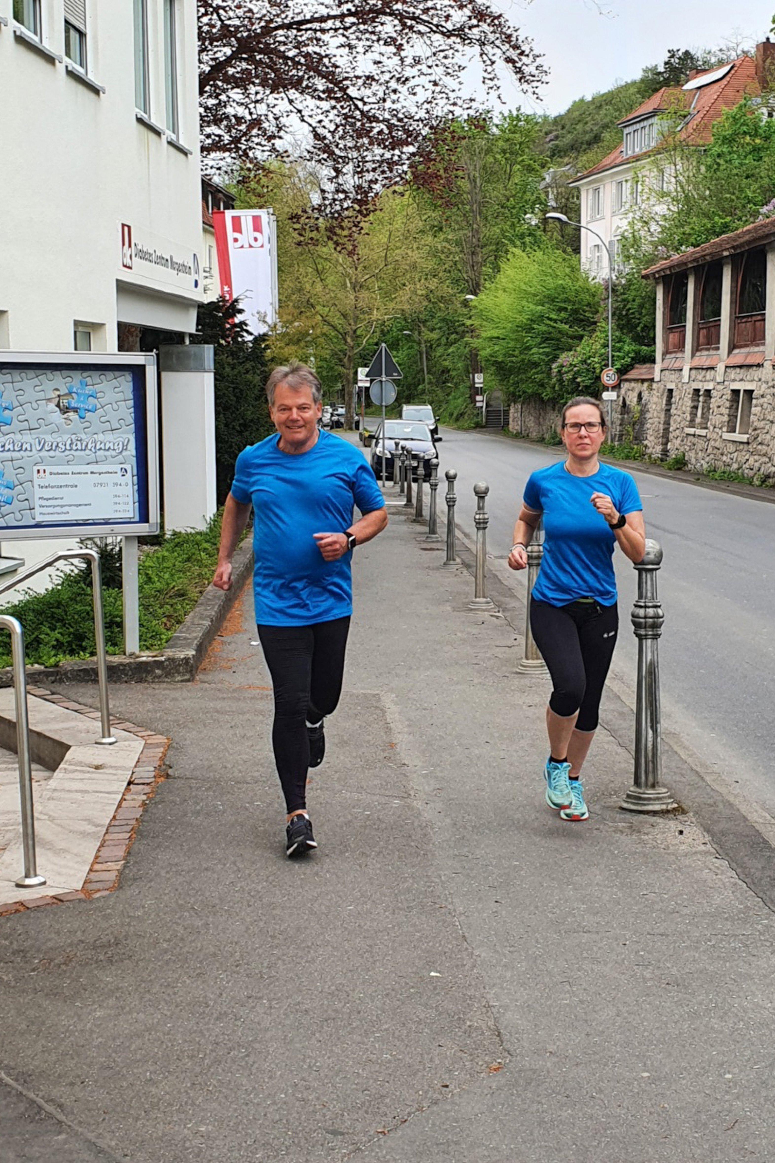 Foto diabetesDE-Lauf 2021 Haak Tombek Megentheim