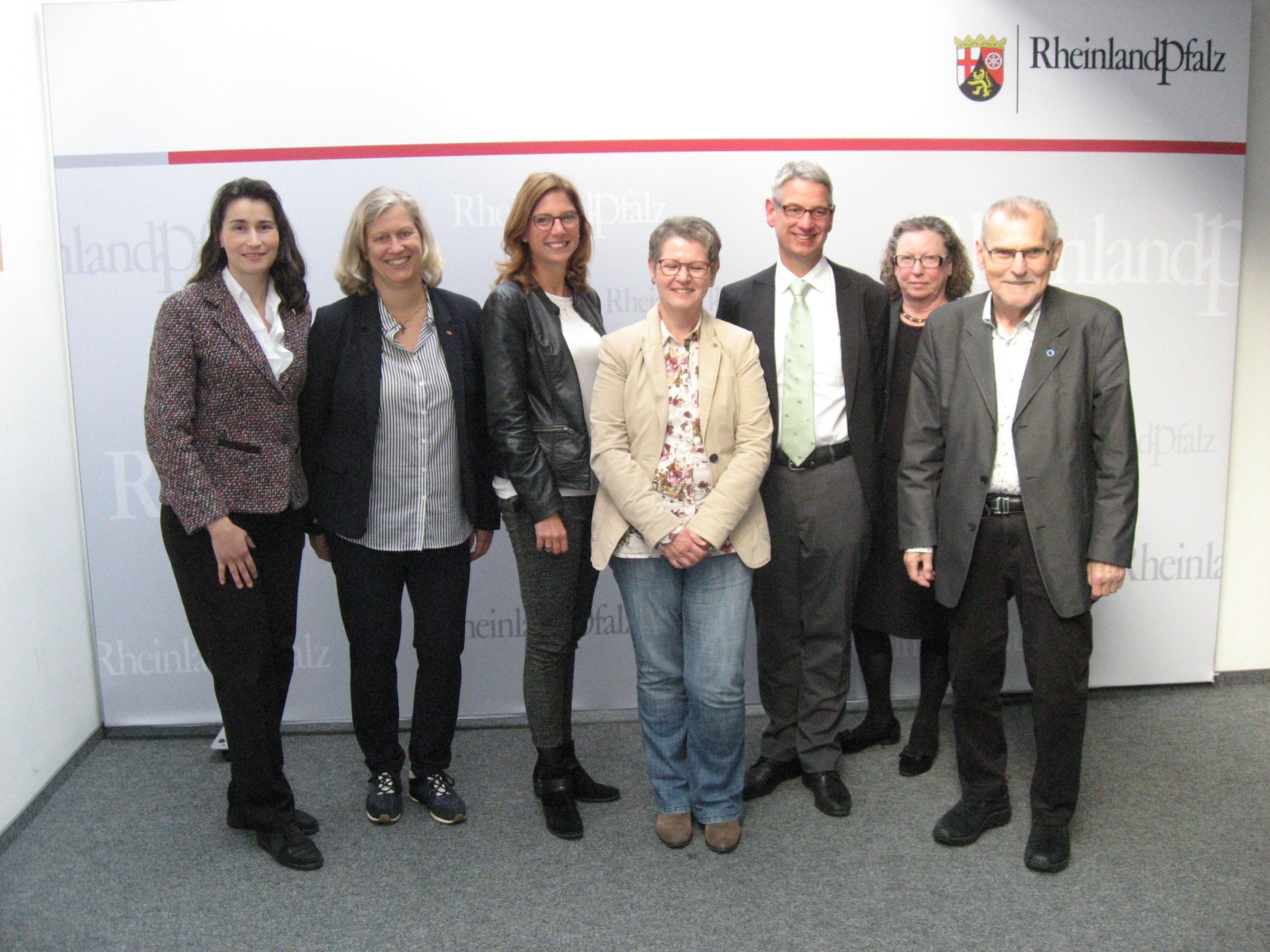 Treffen zur Nationalen Diabetesstrategie - Rheinland-Pfalz