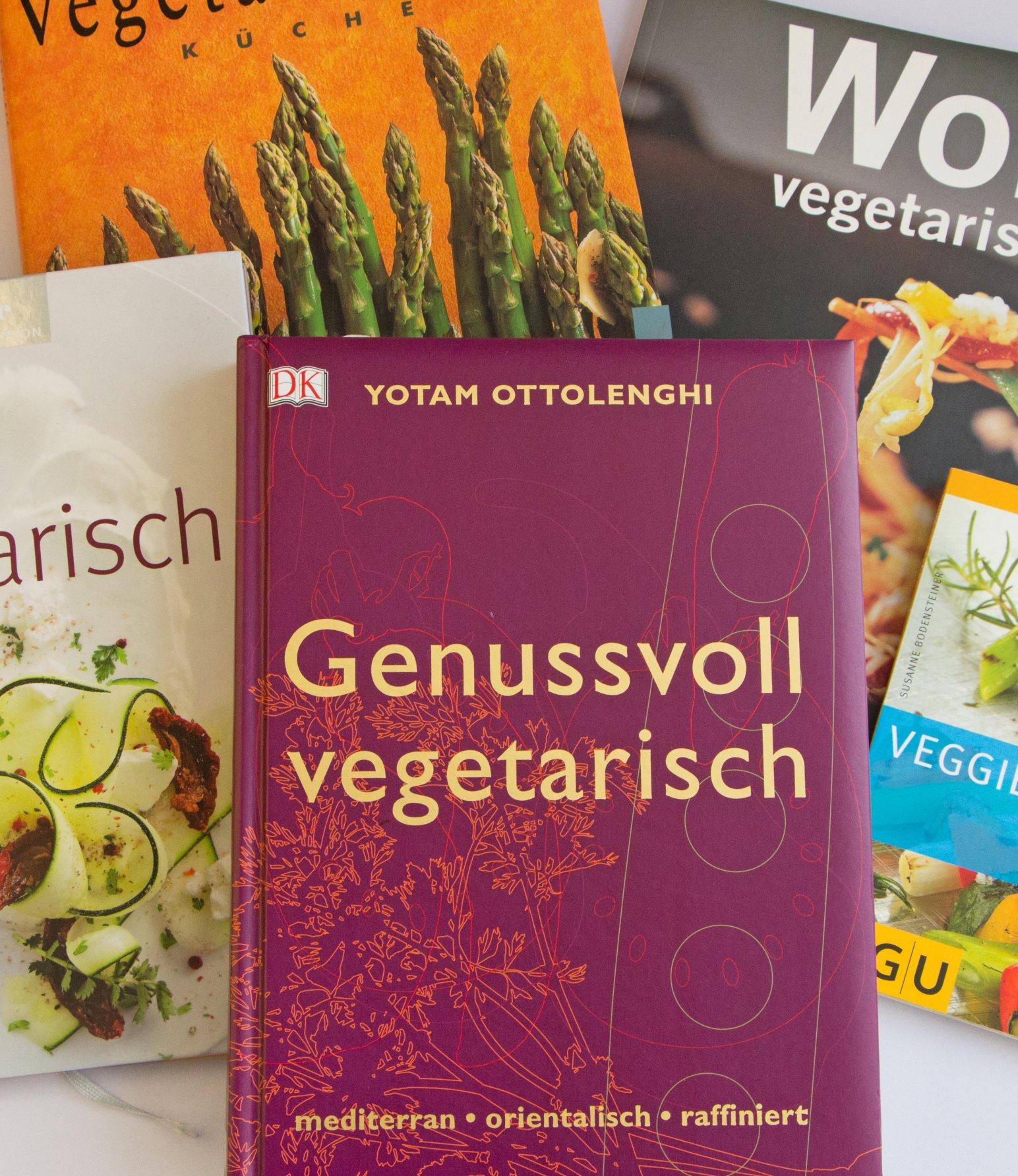 Bücher Vegetarische Ernährung