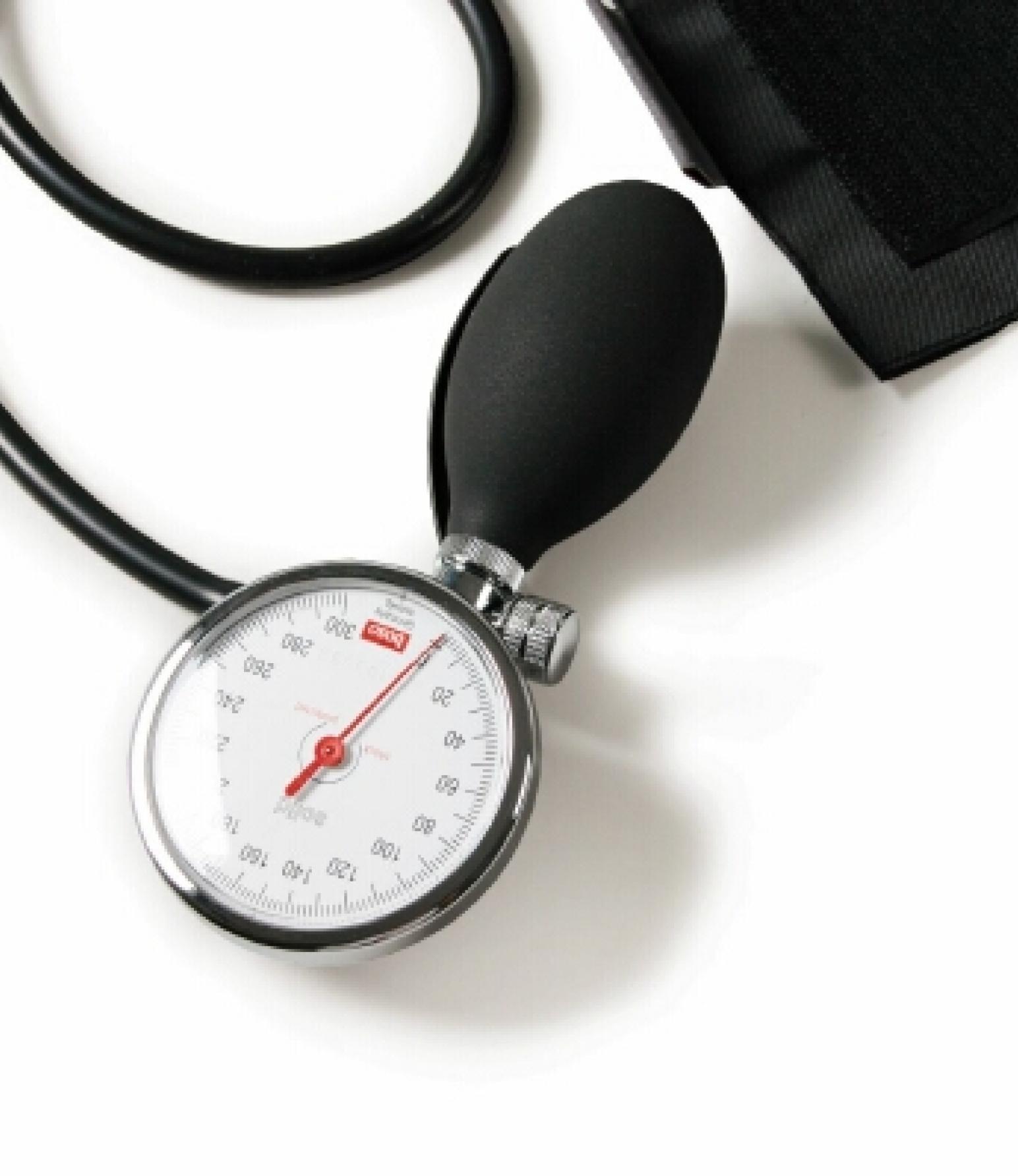 Bluthochdruck - Messgerät