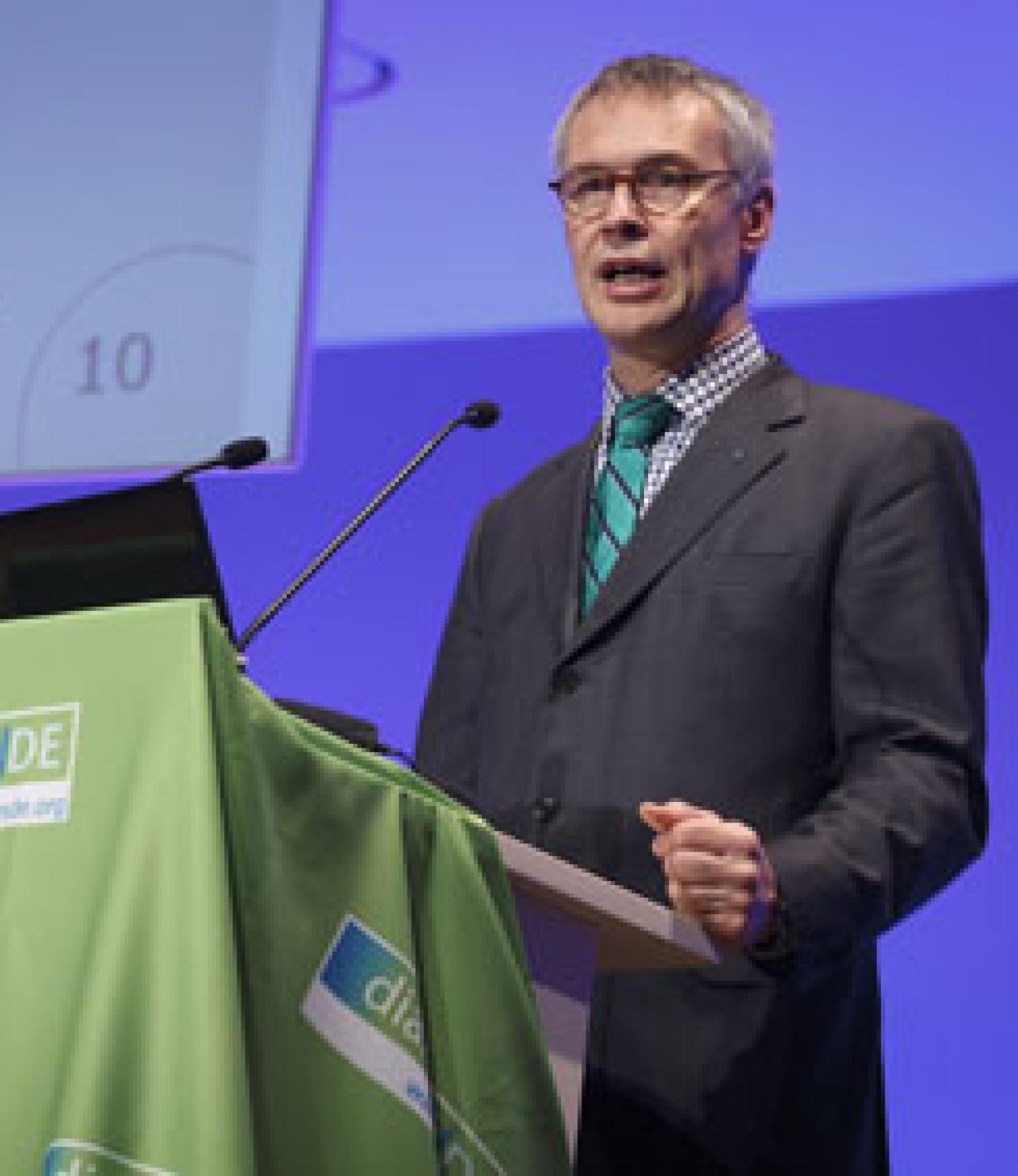 Weltdiabetes Tag 2010 - Prof. Dr. Thomas Danne
