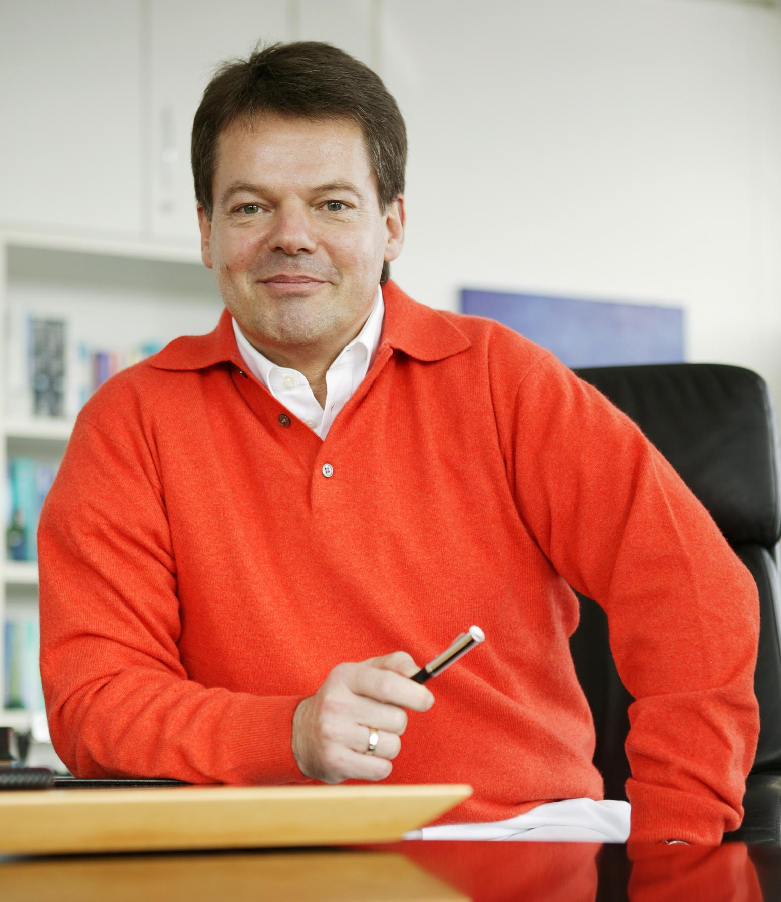 Bild Prof. Dr. Thomas Haak