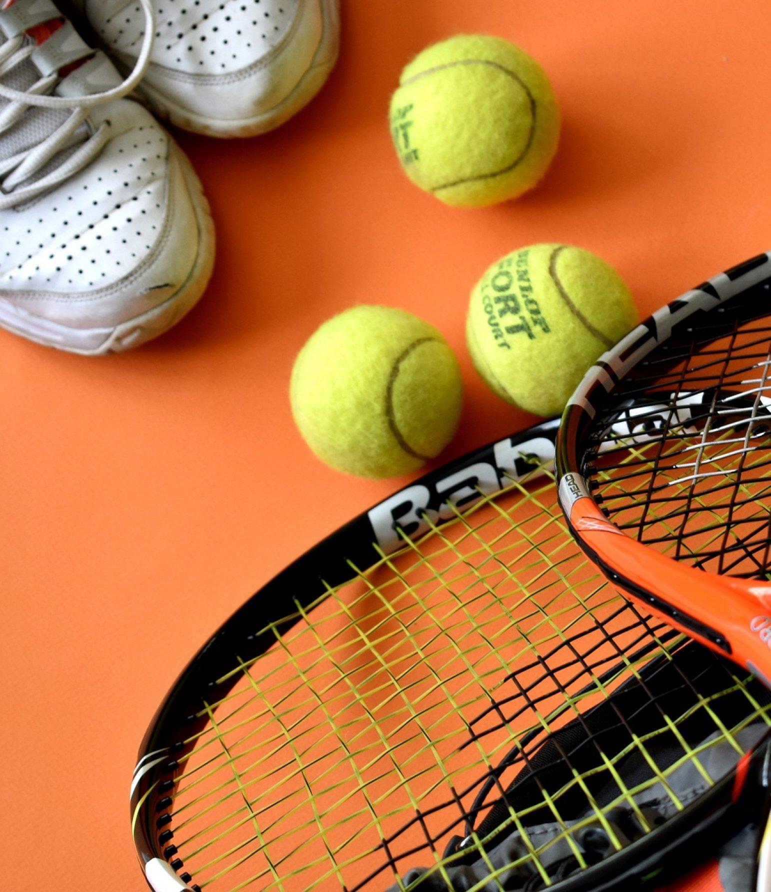 Tennisausrüstung