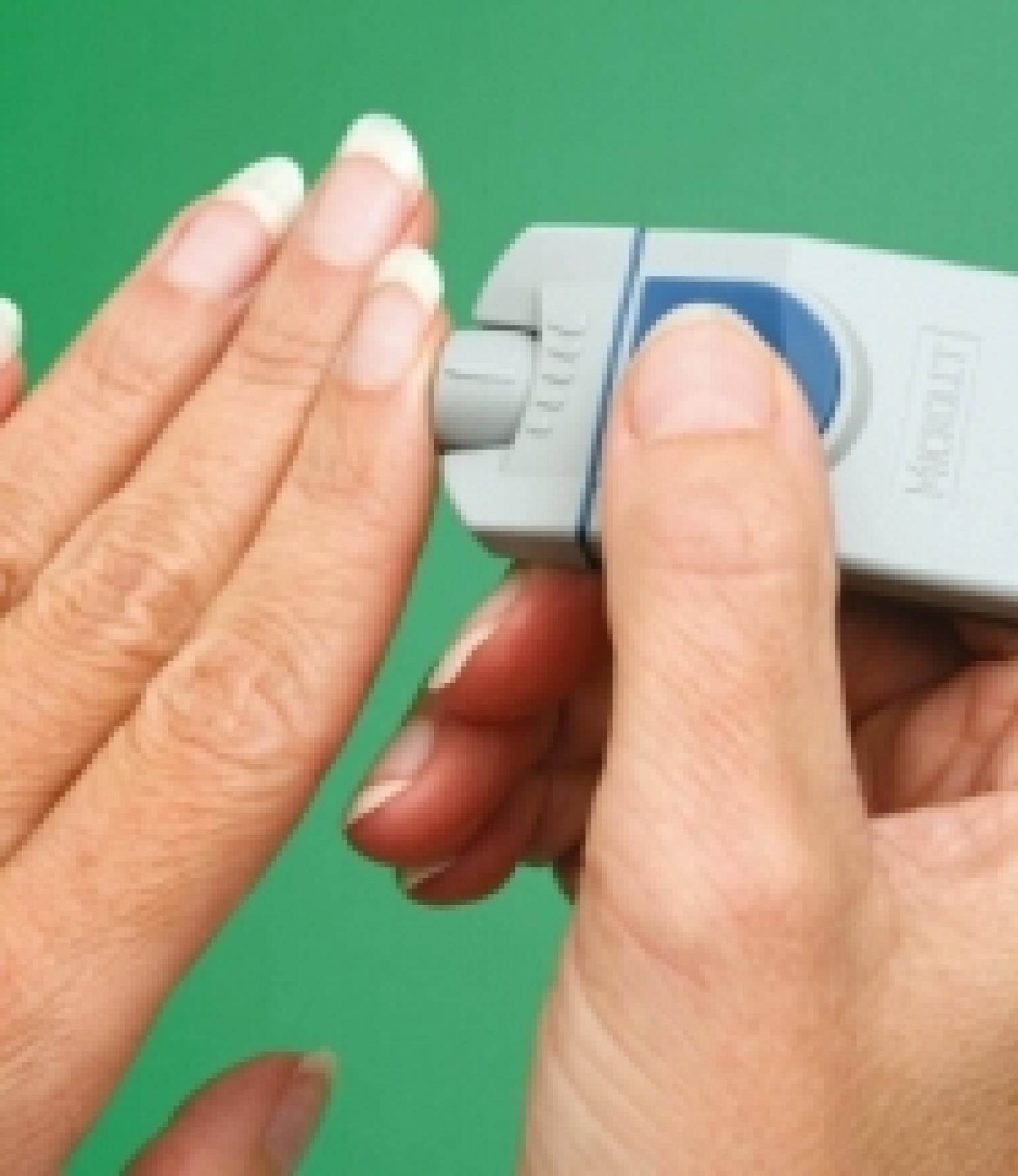Blutzucker-Selbstkontrolle